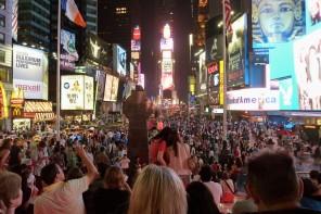 mes toutes 1ères impressions à New York