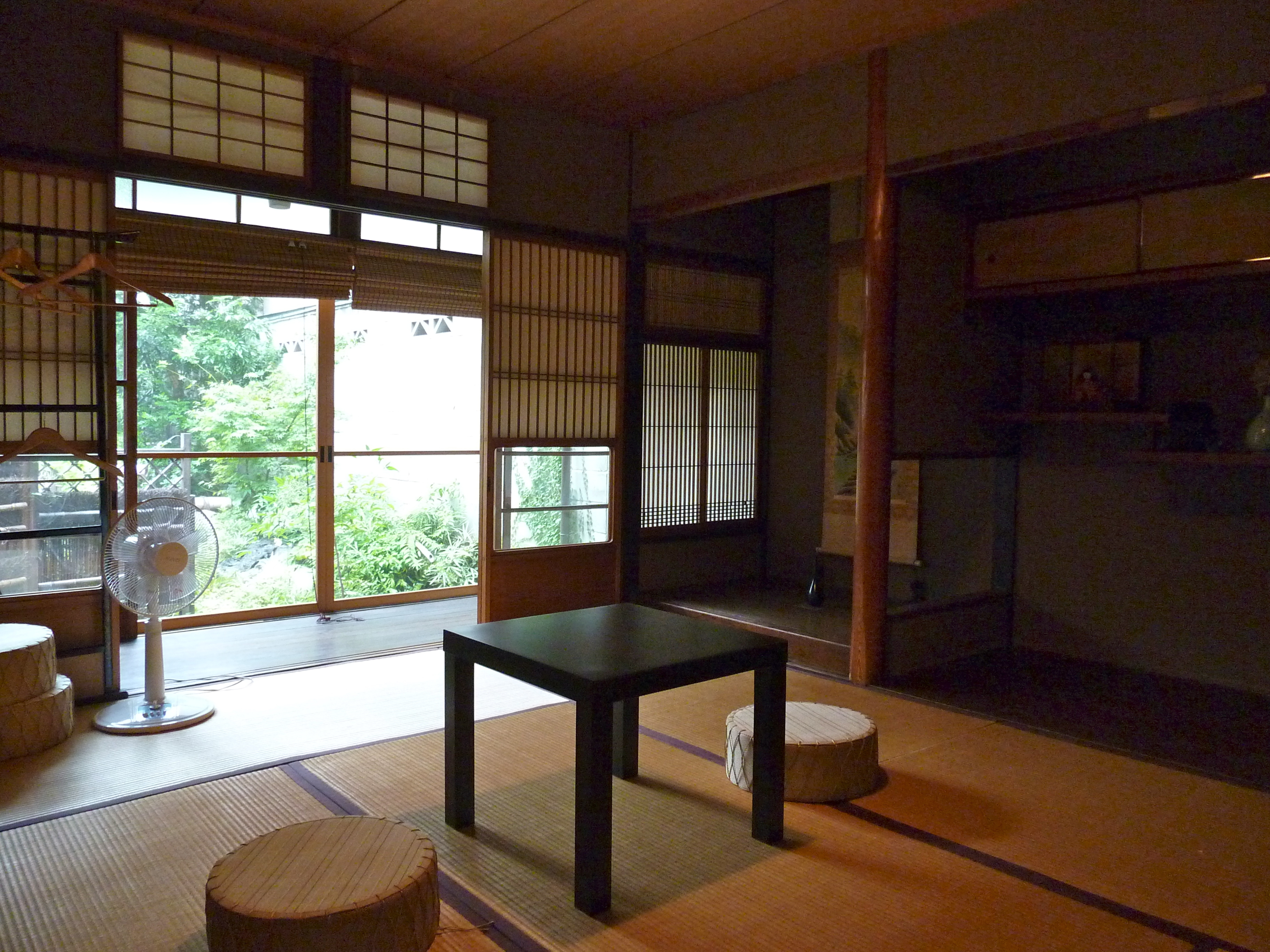 Dormir dans une auberge japonaise traditionnelle - DAVID-MINH ...