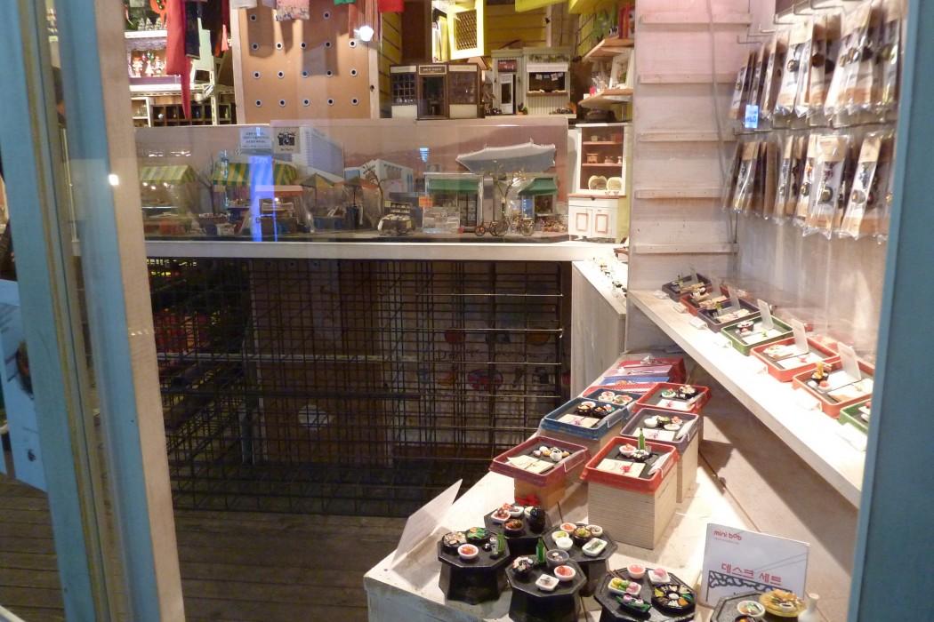 boutiques d'objets d'art