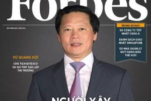 Mr Vu Quang Hôi, PDG de Bitexco