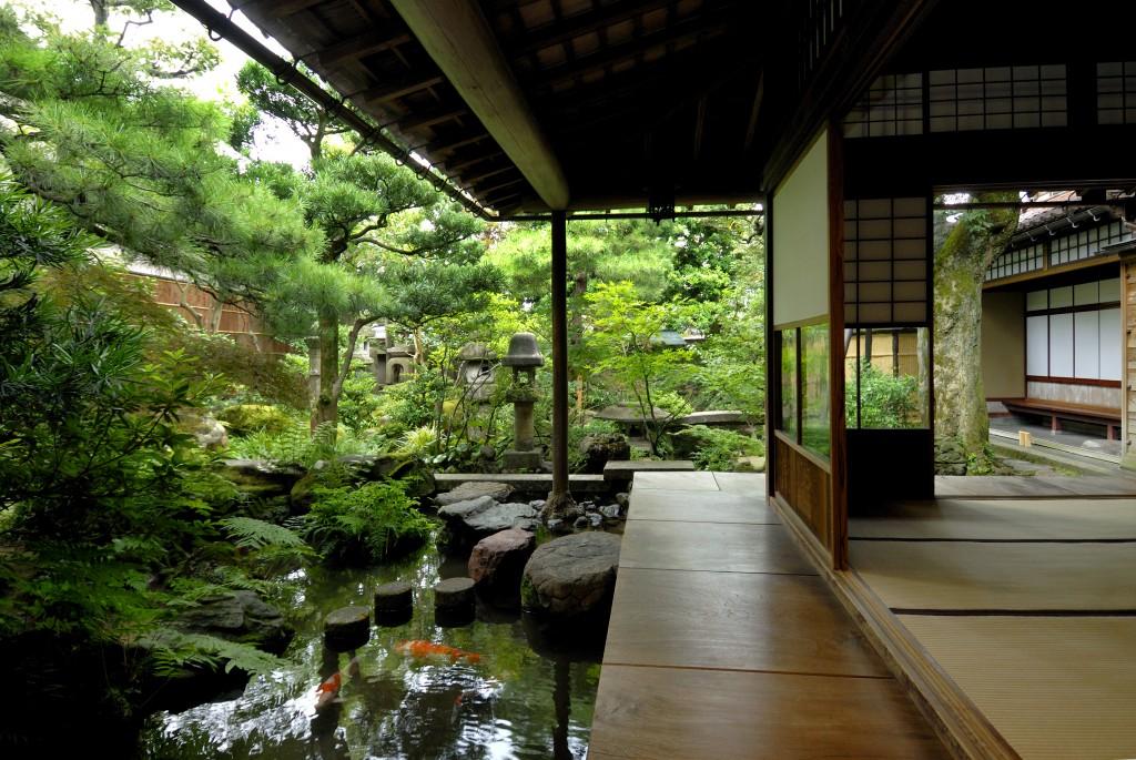Nagamachi-Samurai-House-Area-Nomura-family-house