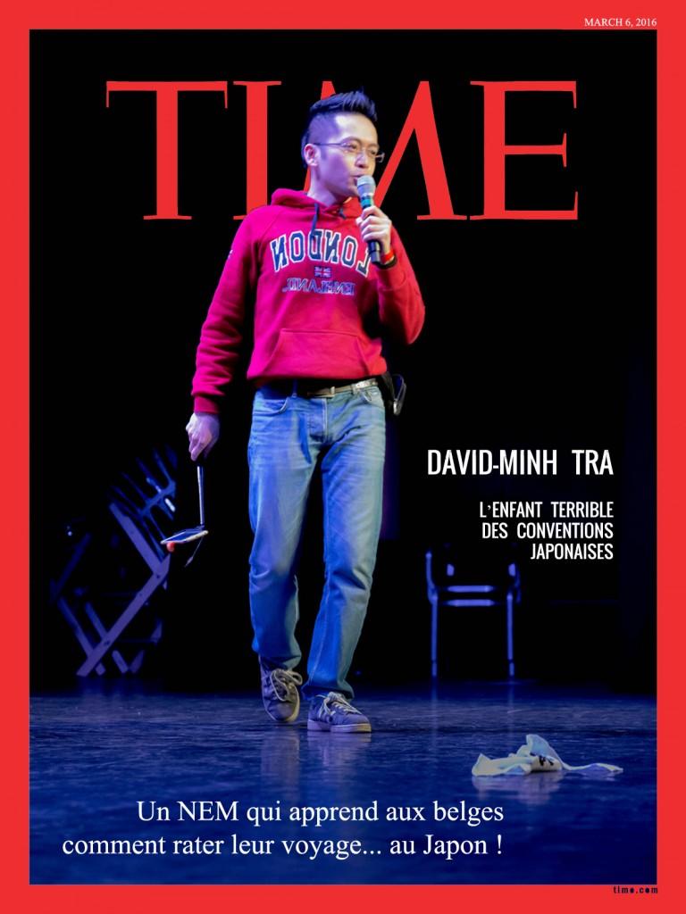 TIME MAGAZINE, Mars 2016