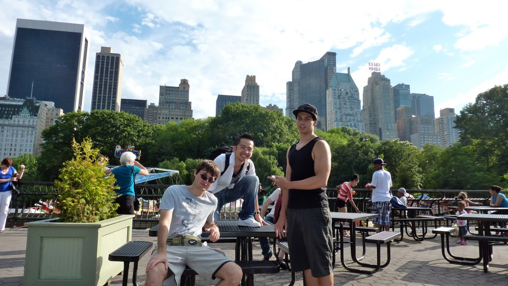 a new Boys band in NEW YORK