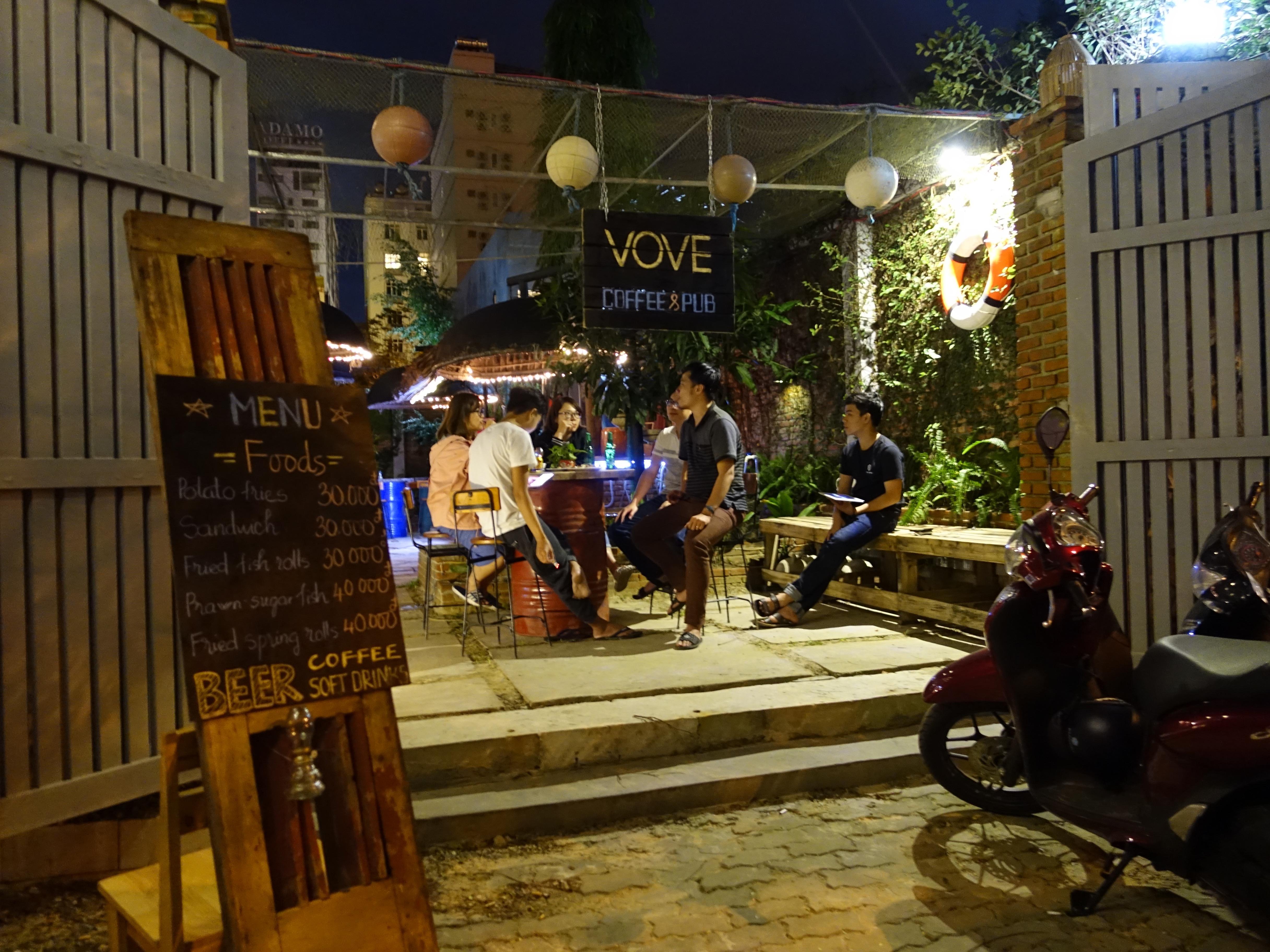 VOVE Hostel Da Nang Vietnam