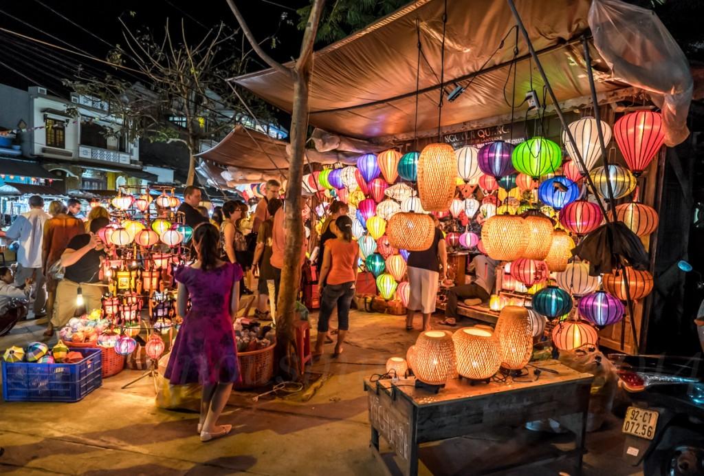 vietnam hoi an lanternes