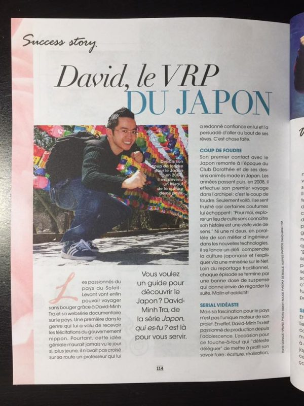 AS YOU LIKE Magazine avec David-Minh TRA - serie documentaire Japon qui es-tu_p3