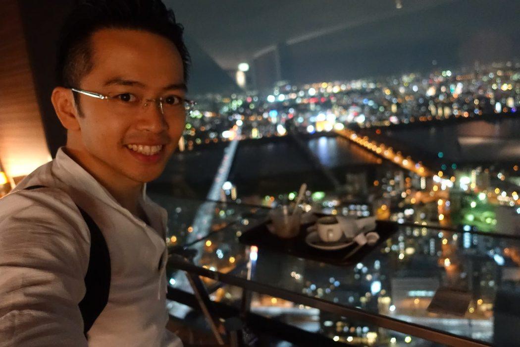 David-Minh TRA la nuit Tokyo