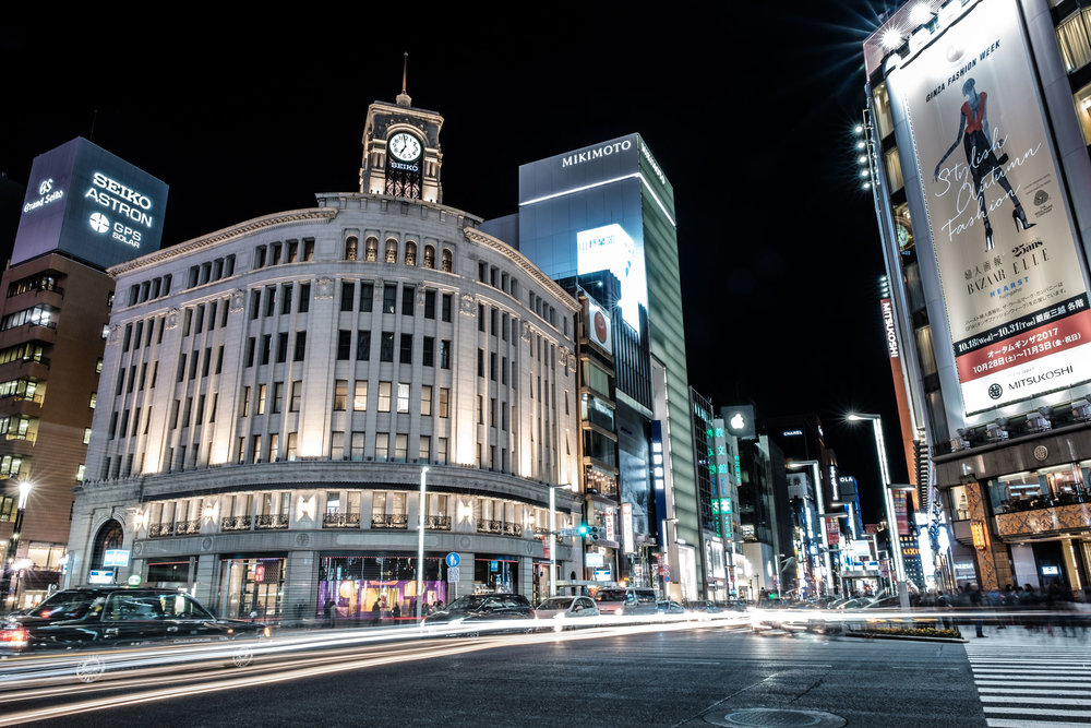 ginza carrefour
