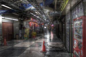 ekimise centre commercial underground