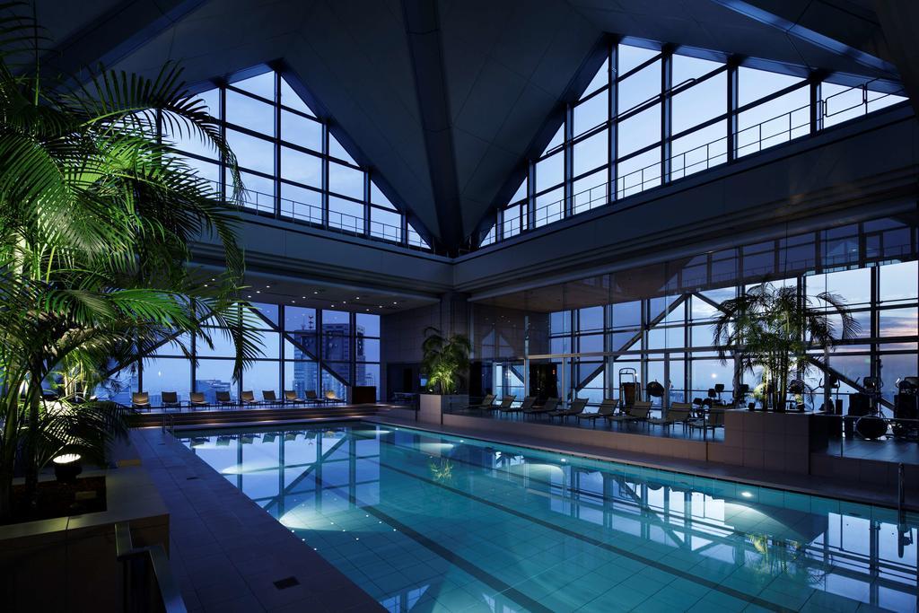 piscine Park Hyatt Tokyo