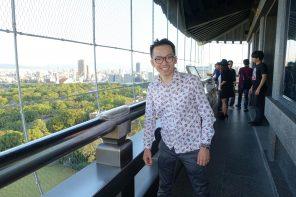 Un peu déçu de ma visite du château d'Osaka au Japon…