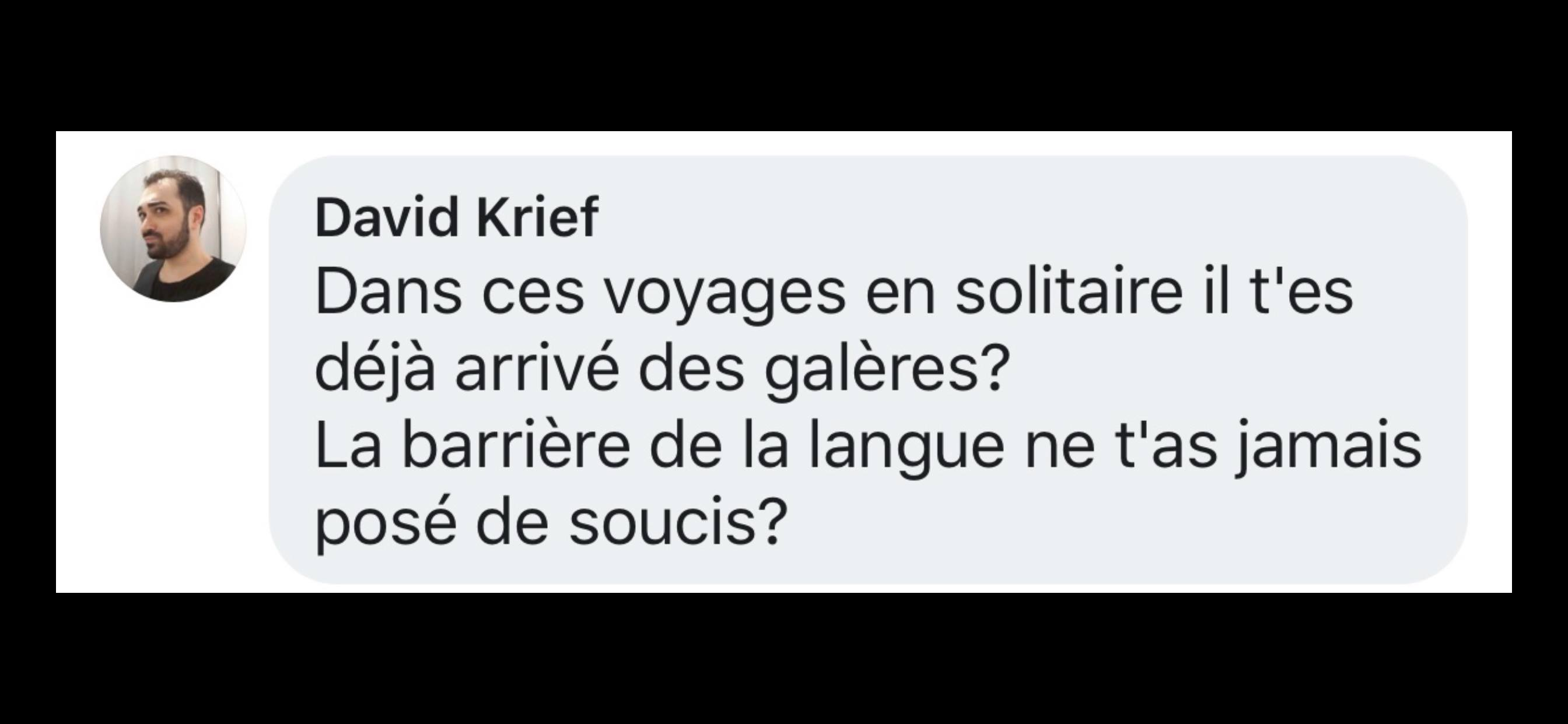 questions David Krief à David-Minh TRA
