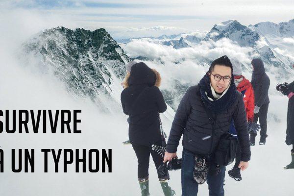 survivre a un typhon ep3s3 twitter