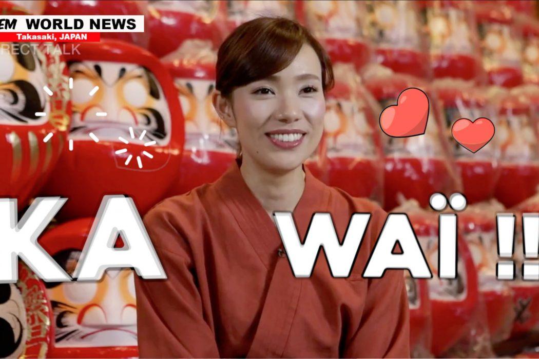 Japon qui es-tu episode 4 saison 3 Takasaki Daruma
