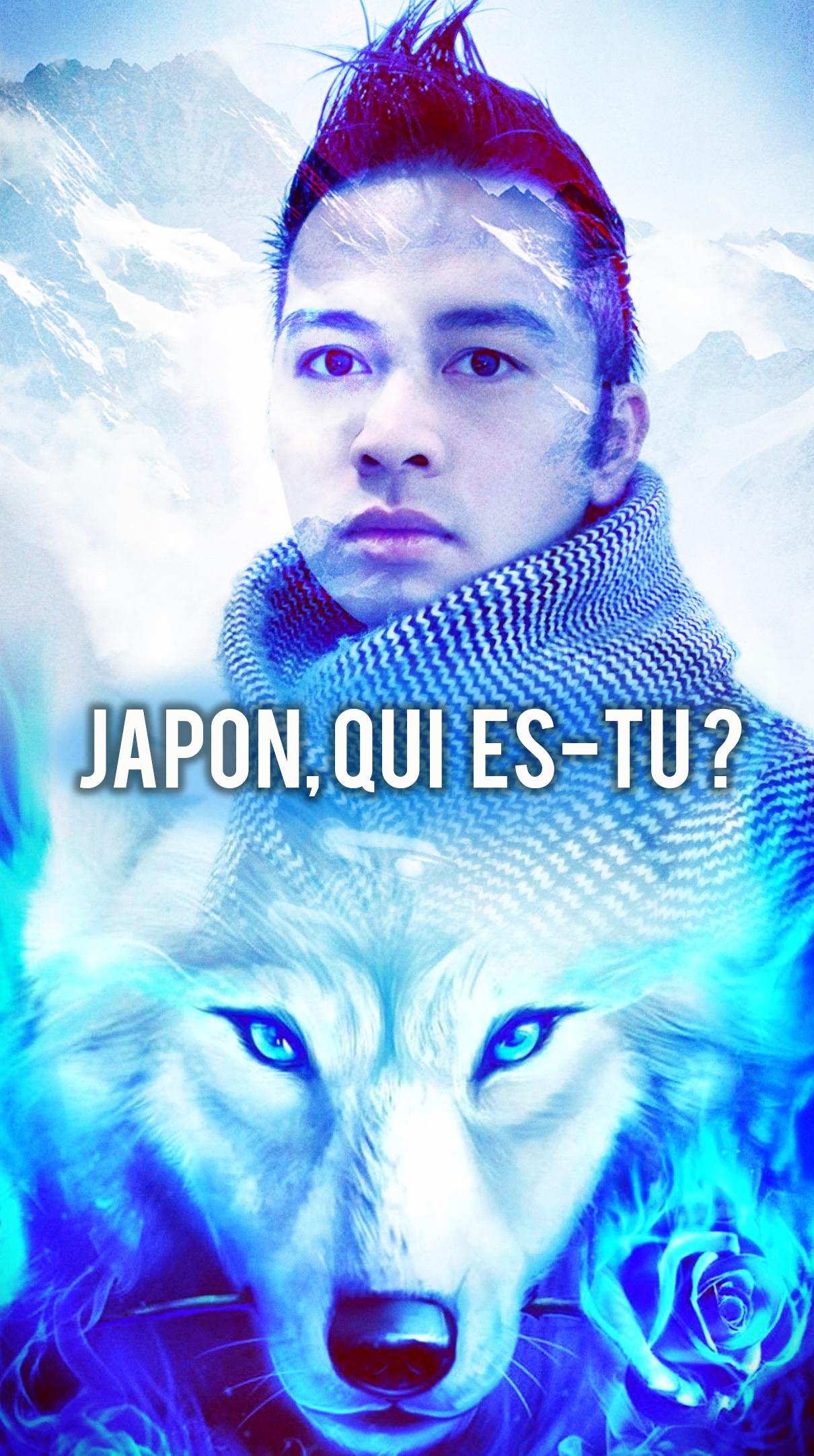 Le Loup David-Minh TRA Japon qui es-tu