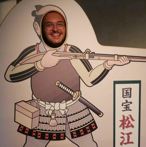 thomas delattre samourai canon