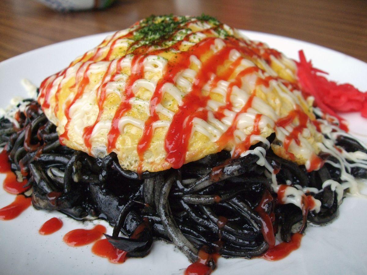 Itoigawa Black Yakisoba