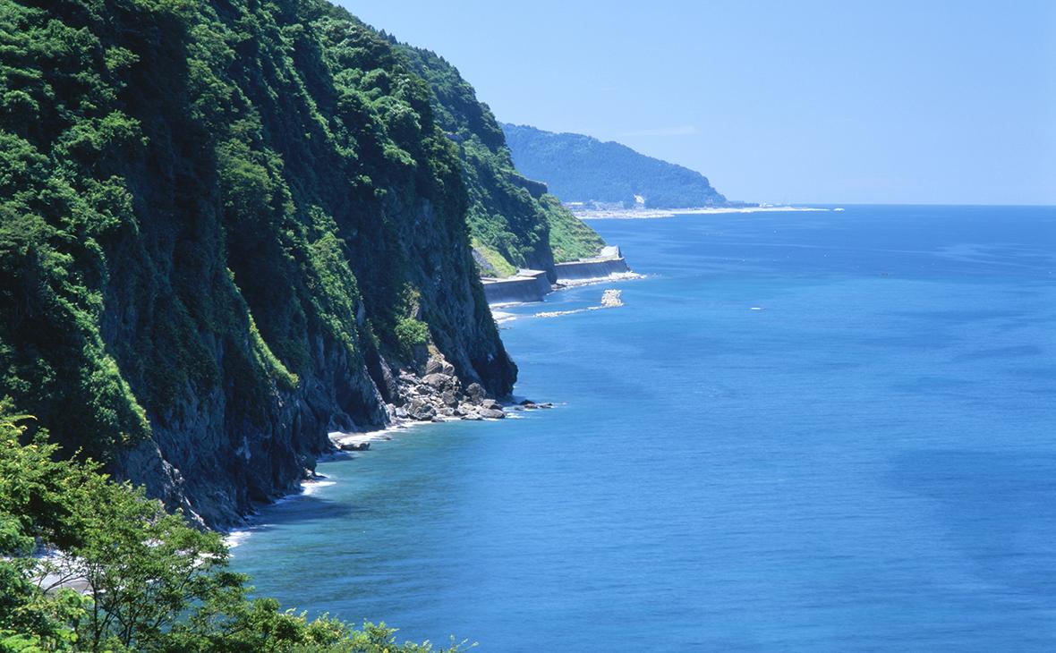 Tenka-no-ken Oyashirazu & Oyashirazu Community Road