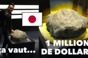 Cette pierre a des pouvoir sexuel – «Japon, qui es-tu ?» épisode 5 saison 3