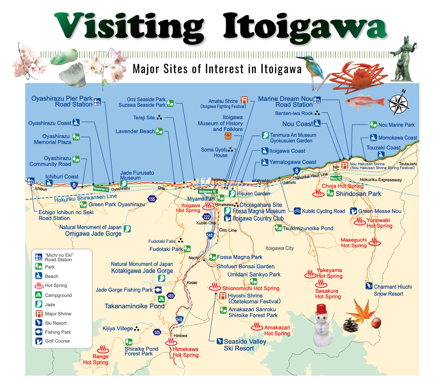 visiting itoigawa__carte